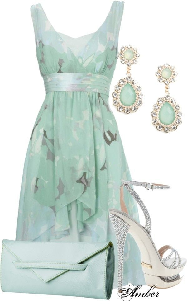 This dress is unique for bridesmaids!