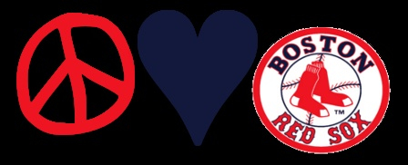 peace love red sox