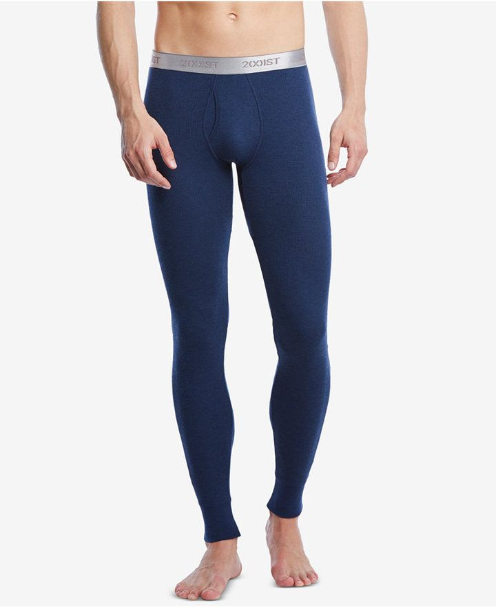 2xist Men's Sport Tech Long Underwear