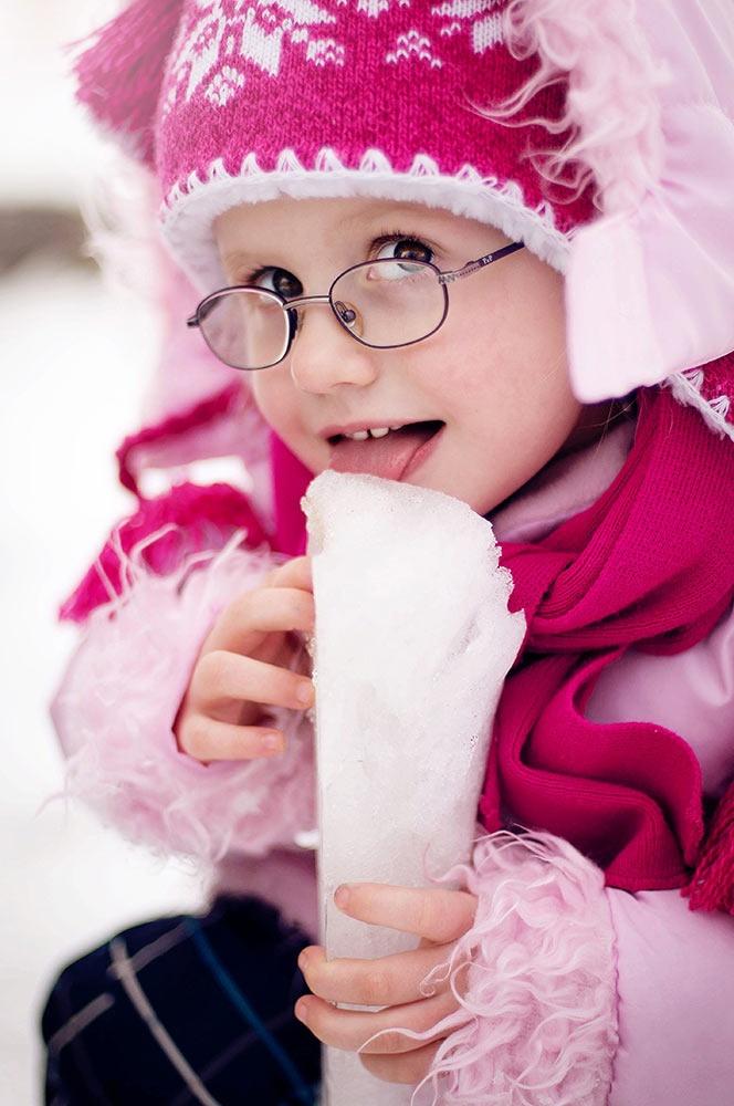 I Love Snow :)