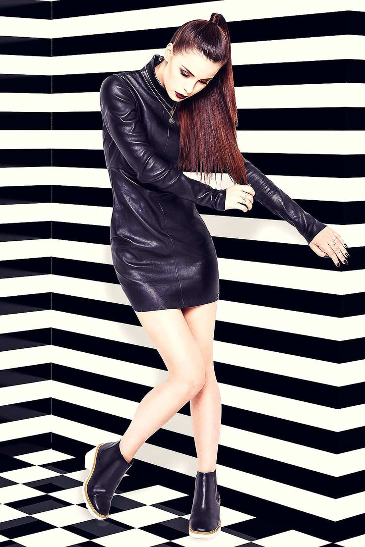 Lena Meyer Landrut photoshoot for Teaser Magazine