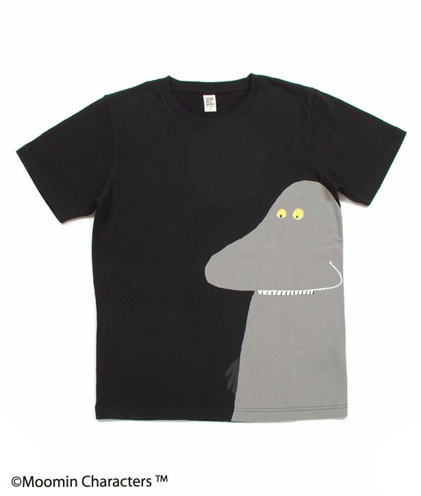 a Moomin Groke t-shirt? Hells, yes!