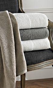 Lumiere by Kassatex, Bath Towel 30x54