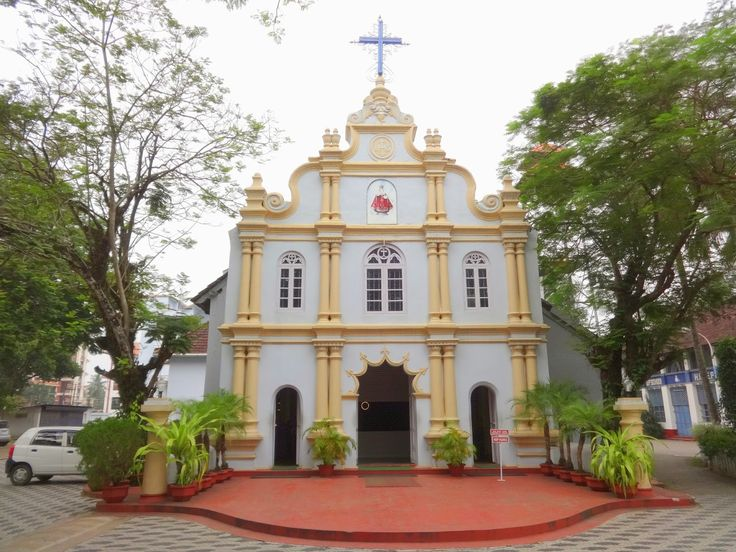 infant jesus church ernakulam - Google Search