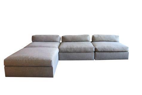 Bauhaus Style Modular Sectional Sofa on Chairish.com