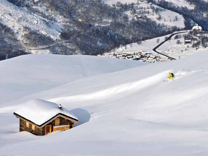 32 best Crystal Ski resorts map images on Pinterest Crystal ski
