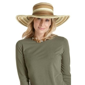 Discount Coolibar UPF 50+ Women's Costal Sun Hat - Sun Protective (One Size - Desert Sand) Lowest Prices - http://bestcomparemarket.com/discount-coolibar-upf-50-womens-costal-sun-hat-sun-protective-one-size-desert-sand-lowest-prices