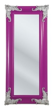 Mirror Ornament Shiny Purple 180 x 80 by #KAREDesign