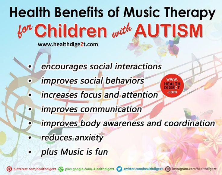 an introduction to the benefits of musical training of autistic children Benefits of mt for autism 3 explore  and for autistic children their response to this  for the analysis of musical material of children.