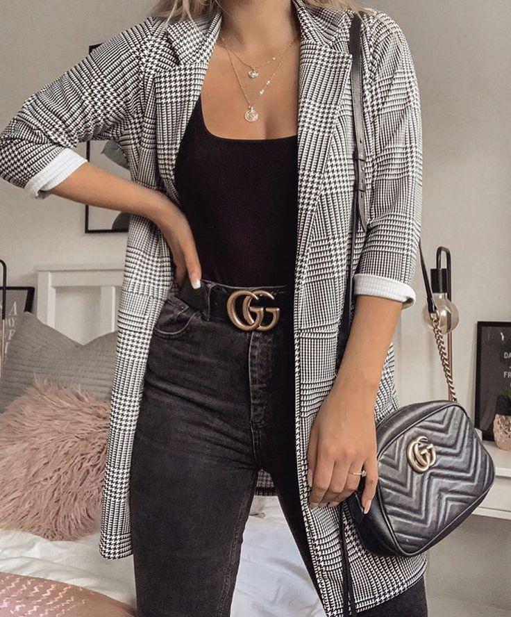Enträtsel Casual Outfit Inspirationen (aber stilvoll) Stil Frauen werden in dieser Saison tragen. lässige Outfits für Teenager #casualoutfits #casualoutfitssummer #c …
