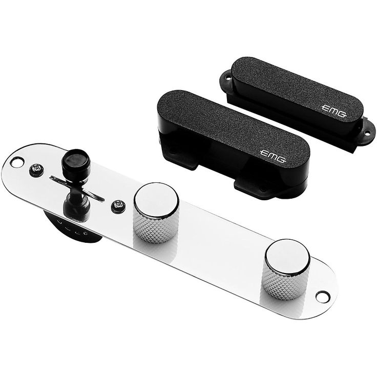 EMG Pre-Wired Telecaster Pickup Set