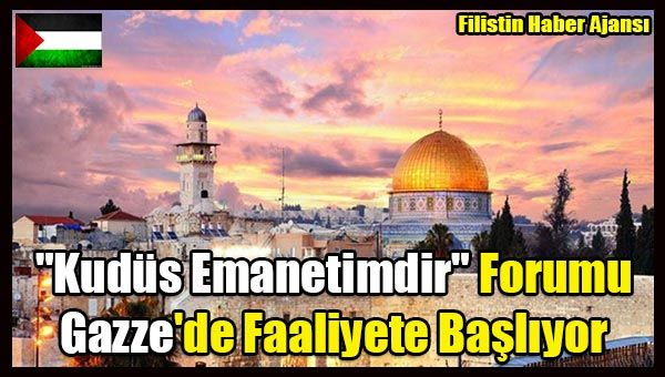Forum Başkanı Mühendis Bilal Amir yaptığı açıklamada, işgalcinin eliyle medeniyet kimliği yok edilmeye çalışılan Kudüs davası konusunda gençleri bilinçlendirmek istediklerini söyledi.   #filistin haber #gazze kudüs #gazze kudüs destek #kudüs emanetimdir #kudüs emanetimdir forumu #kudüs işgal #mescidi aksa