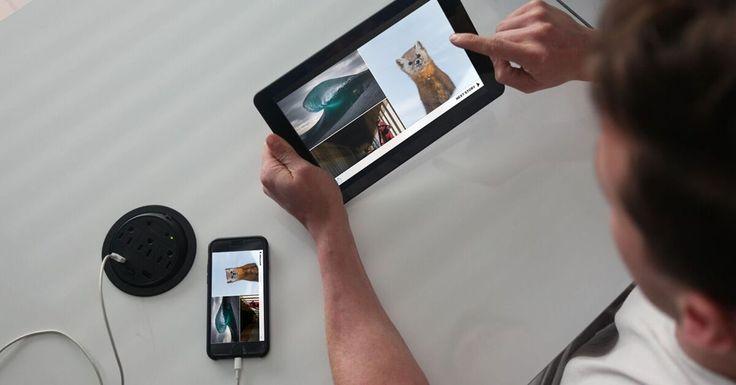 Superscreen : un écran 2K de 10 pouces pour transformer votre smartphone en tablette - http://www.frandroid.com/produits-android/accessoires/420338_superscreen-un-ecran-2k-de-10-pouces-pour-transformer-votre-smartphone-en-tablette  #Accessoires, #ProduitsAndroid, #Tablettes