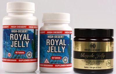 Madu Royal Jelly High Desert | Noteber.Com