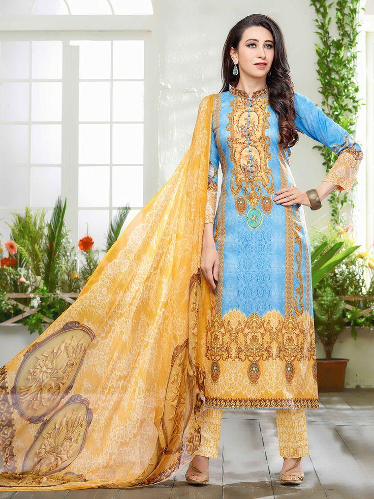 wide dress materials