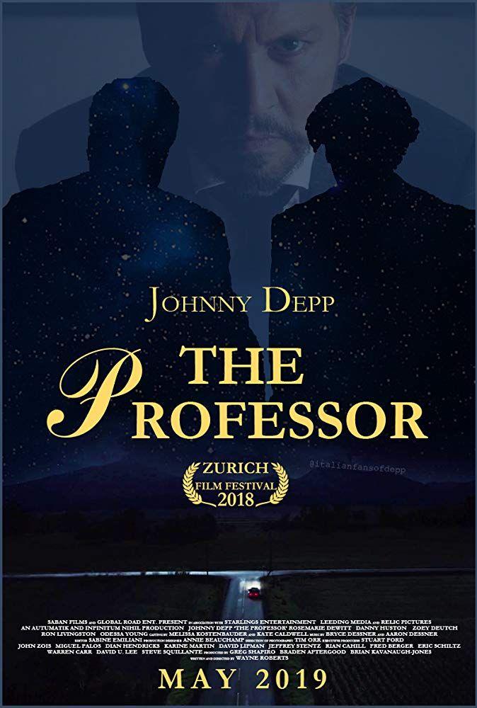 ผลการค้นหารูปภาพสำหรับ the professor film 2018 poster