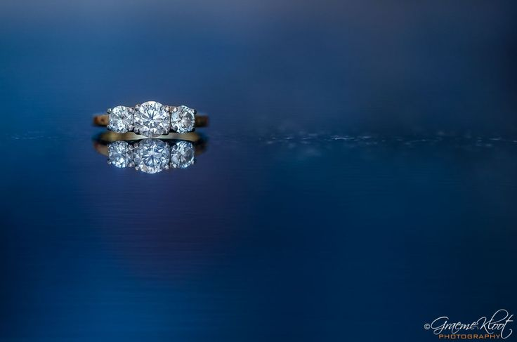 Trilogy Diamond Ring Graeme Kloot Photography