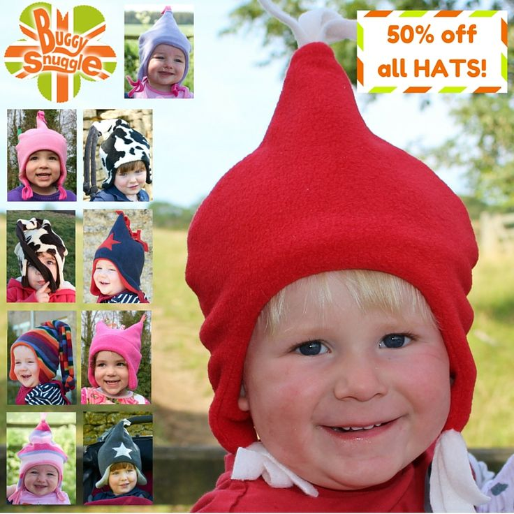 Our hats are half price!