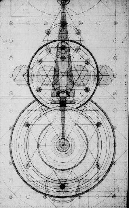Alchemical Emblems, Occult Diagrams, and Memory Arts: The Inner Geometry of Alchemical Emblems