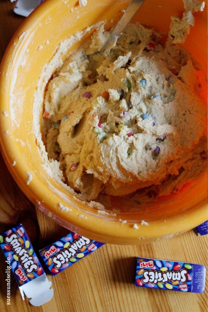 Subway-Cookies backen