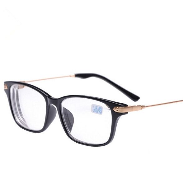 e668ff61080 New brand high quality cheap prescription eyeglasses Unisex Nearsighted  Glasses -1.0