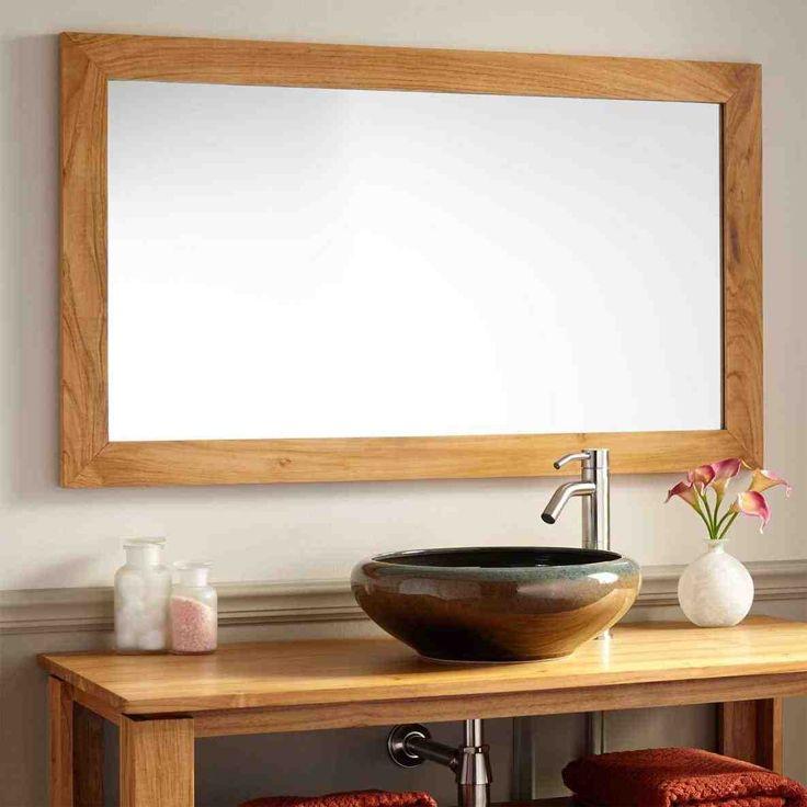 Ideas For Framing A Bathroom Mirror: Best 25+ Framed Bathroom Mirrors Ideas On Pinterest