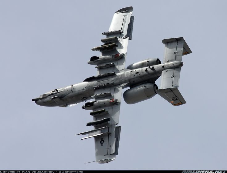 A-10C | Picture of the Fairchild A-10C Thunderbolt II aircraft