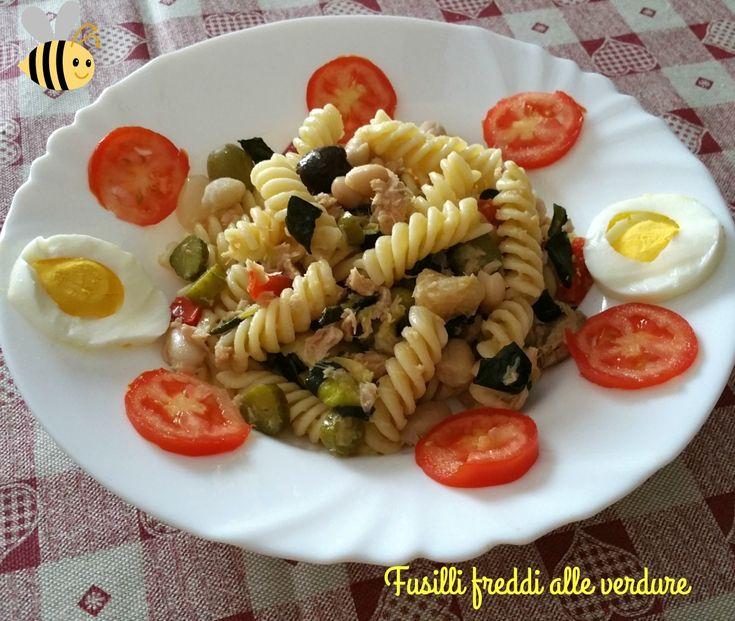 Pasta+fredda+alle+verdure