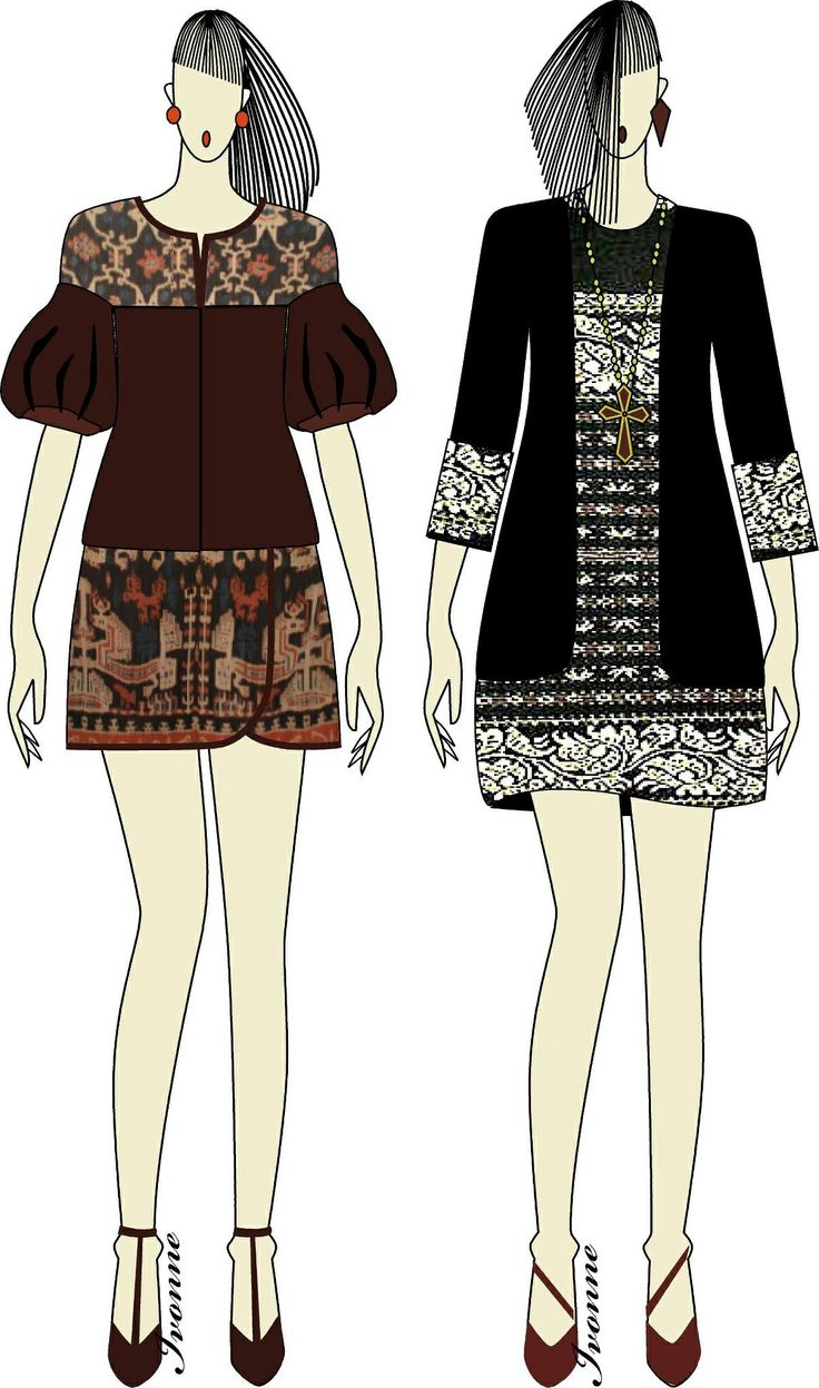 Ikat Weaving dress                                                                                                                                                                                 More