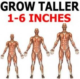 Is this even possible? Yes and no. It is possible to grow taller but it will take some time and effort. Don't let that discourage you because you can grow and extra couple of inches if you work your butt off.