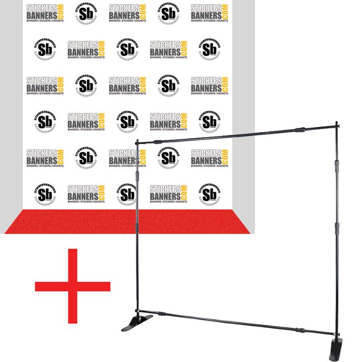 Cool banner for a party or event. Found this at http://www.stickersbanners.com