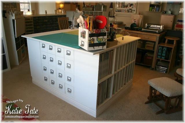 Beautiful Craft Table...
