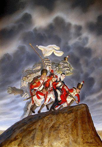 Monstrous Regiment (England) Paul Kidby