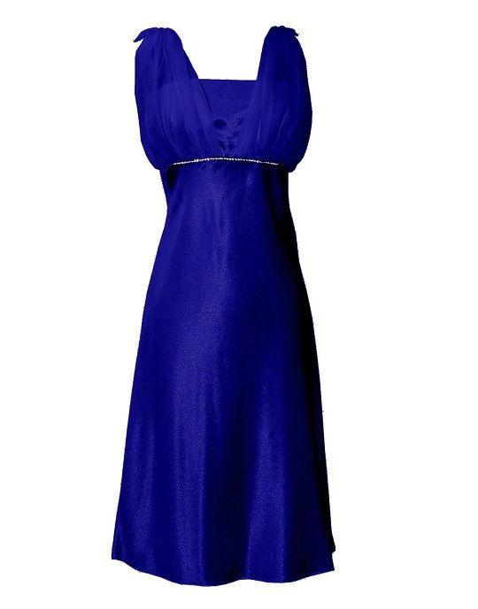 Royal Blue Cocktail Dress Under 50