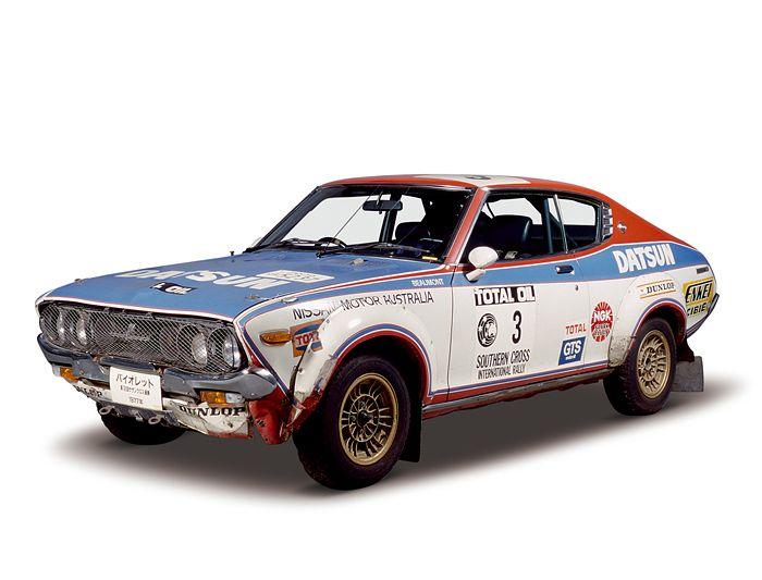 1977 Datsun Violet (Datsun 710)