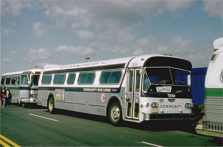 Rochester Ny Restored Old Look Bus: 31 Best GM New Look Bus Images On Pinterest