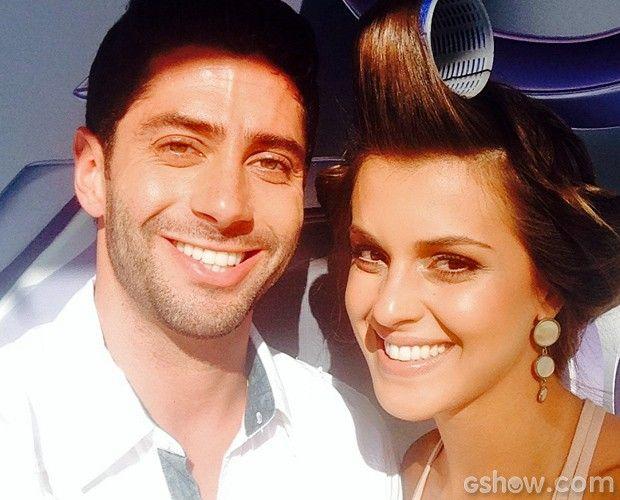 Angela e Marcelo: futuro da relação