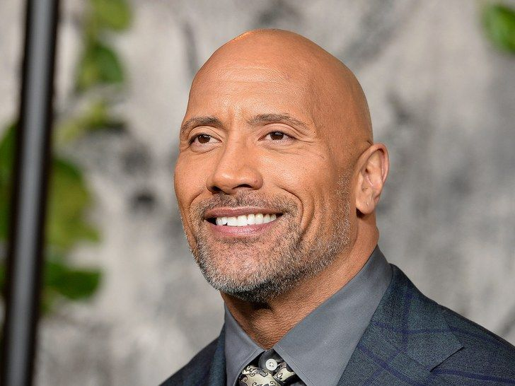 American Actor Dwayne Johnson Wiki Bio Age Career
