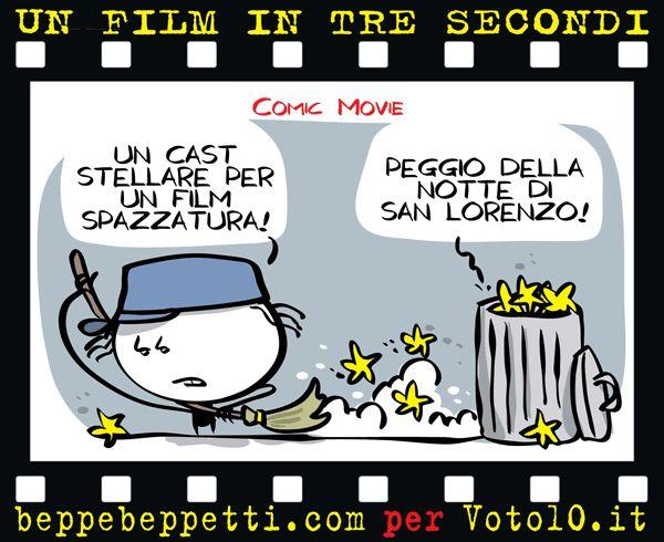Beppe Beppetti - Un film in 3 secondi: Comic Movie