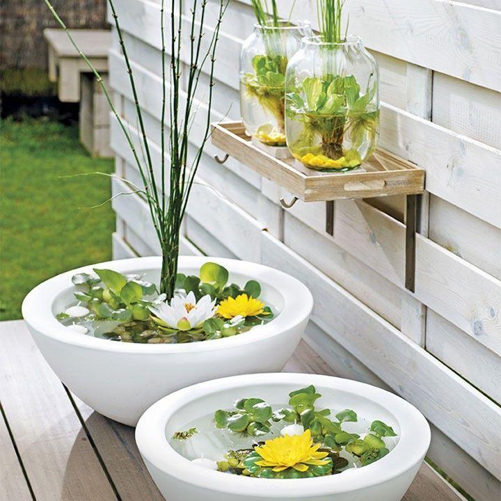 7 pomysłów na donice | Inspirowani Naturą I how to use modern flower pots?