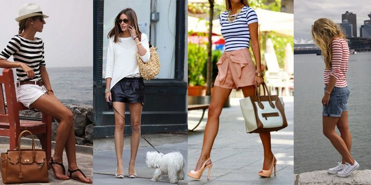 Tutte in shorts! | OVS Magazine http://magazine.ovs.it/style/style-notes/tutte-in-shorts/