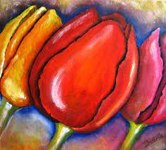 25 beste schilderen idee n op pinterest muurkleuren badkamer muur kleuren en kamer kleuren - Kleur trap schilderij ...