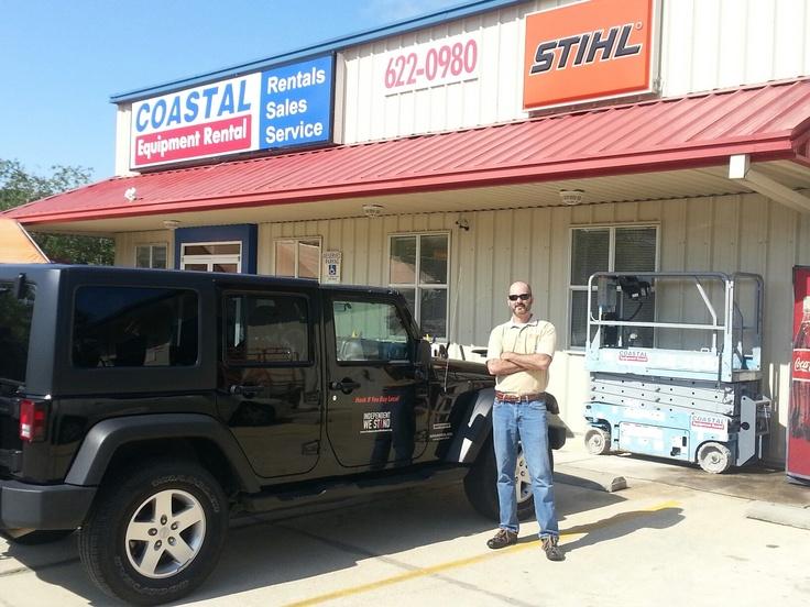 Coastal Equipment Rental 605 N County Hwy 393 Unit 8