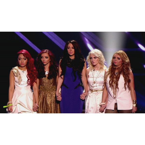 X Factor Winners Little Mix To Be The Next Spice Girls? ❤ liked on Polyvore featuring little mix and celebs