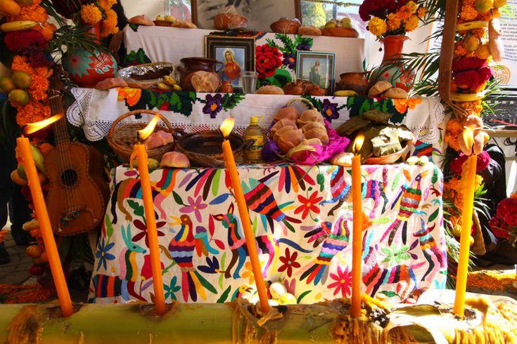 Xantolo, la fiesta de los muertos en la Huasteca hidalguense