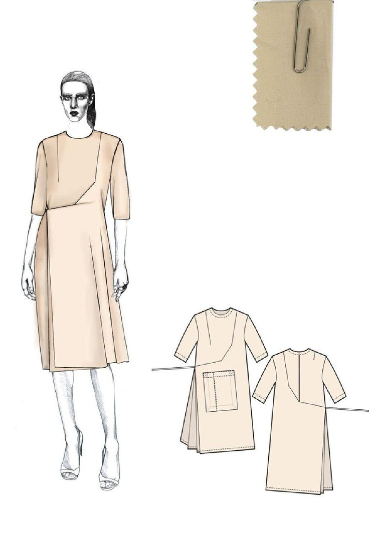 Fashion Sketchbook - fashion illustrations; graduate fashion portfolio // Milena Konakchieva