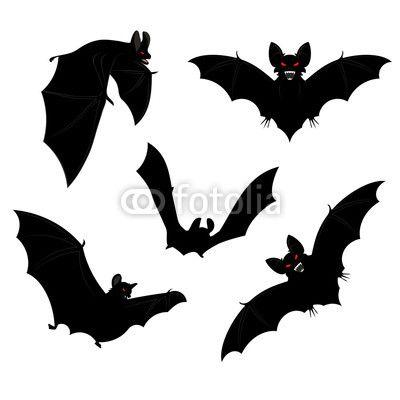 See to - силуэты летучих мышей - see2me