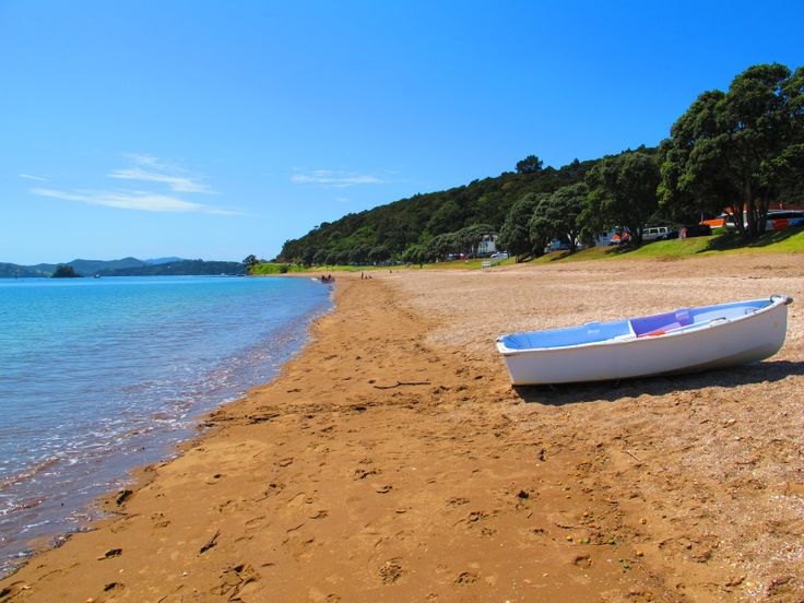 Paihia Beach, Bay of Islands