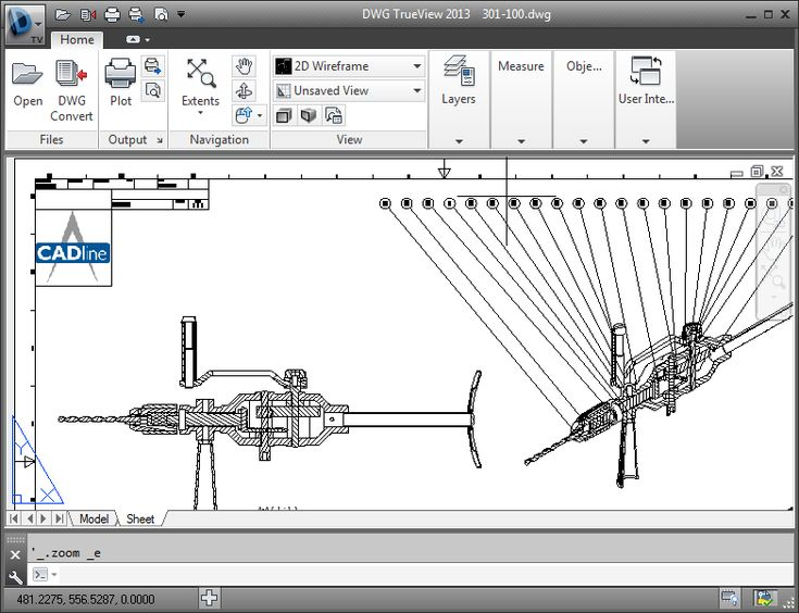 Inventor Drawings Dwg V Idw Amp Autocad Cadline