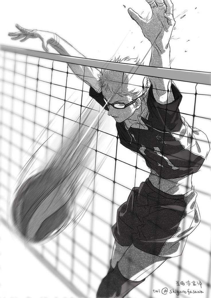 無題 [2] god tsukki, at least have some mercy on MY SOUL
